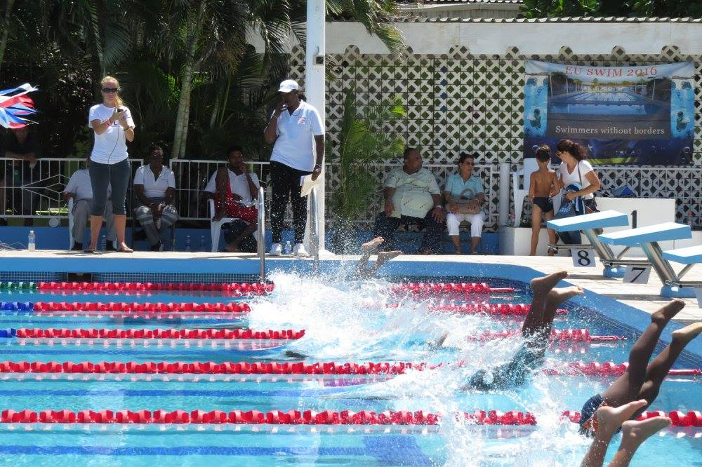 Verslag en foto's zwemweekend Curacao, 14 tm 16 okt