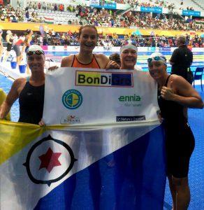17de Wereldkampioenschappen masters zwemmen